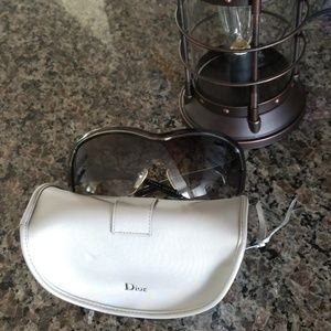 PRADA Sunglasses shield Unisex